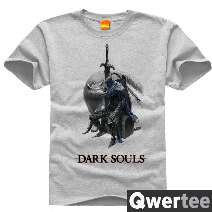 Dark souls ps xbox from software print original design for T shirt printing design software
