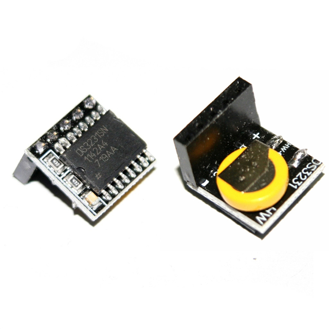 Precision DS3231 Real Time Clock Module RTC DS3231 3.3V/5V with Battery DIY Kit