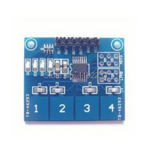 TTP224 4 Road Digital Touch Sensor Module