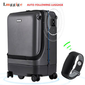 Controllable-Case Electric-Suitcase-Bag Travel-Box Cabin Auto-Following luggage Remotely