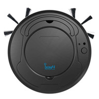 LYP!!! 1800 Pa Multifunctional robot vacuum cleaner, 3 In 1 Auto Rechargeable Smart Dry Wet Sweeping Robot Vacuum Cleaner