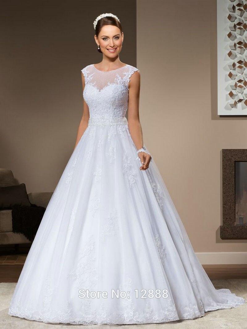 Popular Modern Vintage Wedding Dresses-Buy Cheap Modern Vintage ...