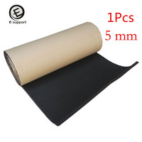 EE Support New Thickness 5mm 50X300CM Car Van Sound Proofing Deadening Insulation Closed Cell Foam Auto