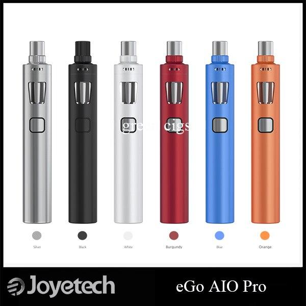 Original Joyetech ego AIO Pro Kit AIO Pro VS ego C Kit 4 ml 2300 mAh Todo-en-un Kit de Inicio