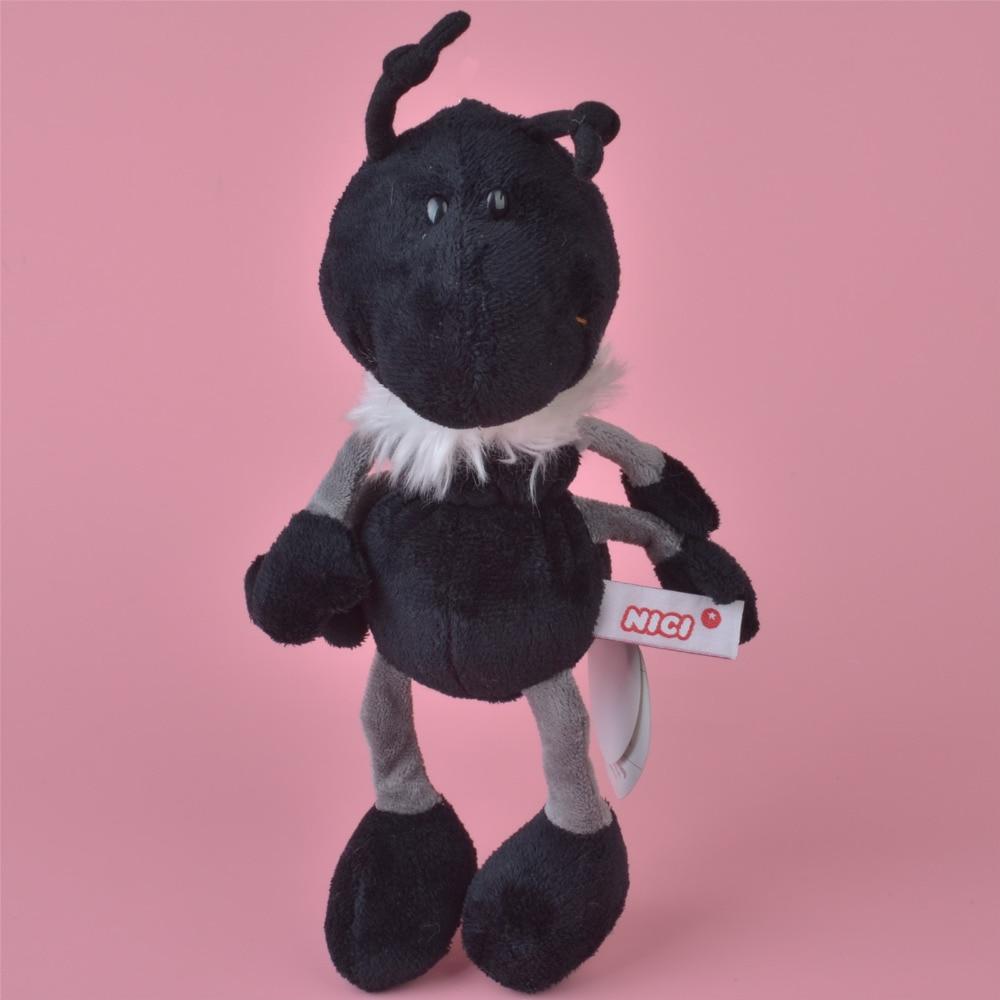 1593307515c3dd 25 cm Zwarte kleur Mier Gevulde Knuffel Leuke Baby/Kids Gift, pluche Pop  Gratis Verzending in 25 cm Zwarte kleur Mier Gevulde Knuffel Leuke Baby/Kids  Gift, ...