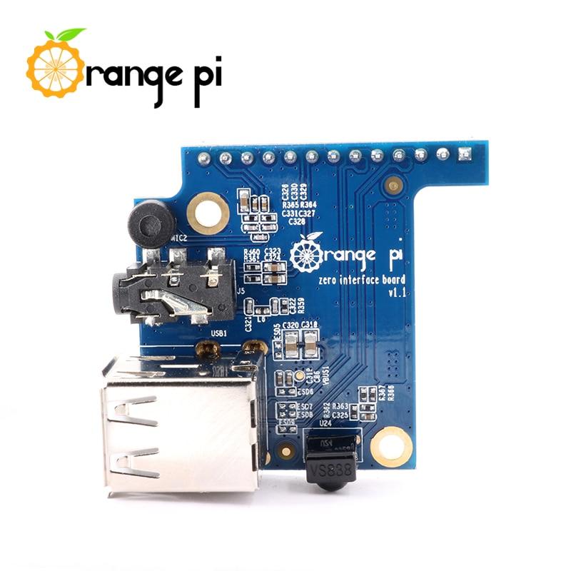 US $27 06 |Orange Pi Zero Plus 2 H5 Set 4: Zero Plus 2 H5+Protective Black  Case+Expansion Board, A development board, beyond Raspberry-in Demo Board