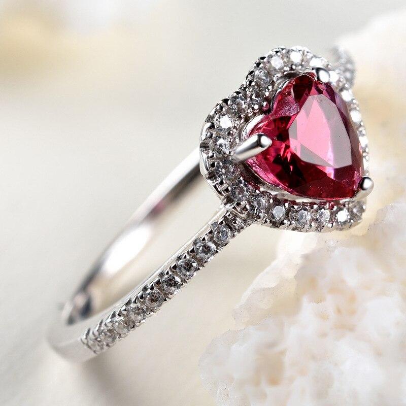 Նուրբ զարդեր 925 ստերլինգ արծաթագույն - Նուրբ զարդեր - Լուսանկար 5