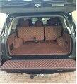 Хорошо! специальная магистральных коврики для Toyota Land Cruiser 5 мест 2016 прочный водонепроницаемый загрузки ковры для LC200 2015-2013, бесплатная доставка