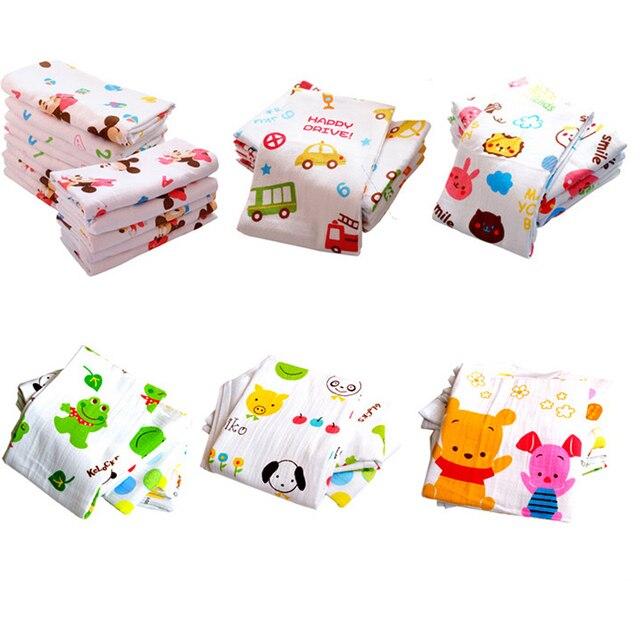 100% Cotton Baby Blanket Kid Cartoon Hello Kitty Bath Towel Para Bebe Cobertor Burp Cloth Child Sheet Summer Blankets Soft Manta