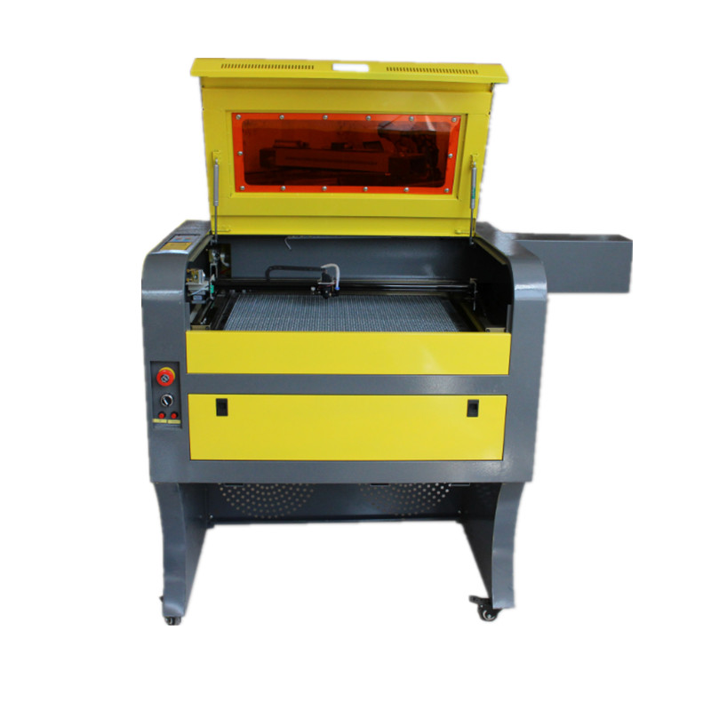 High Quality <font><b>4060</b></font> 60w <font><b>Laser</b></font> Cutter CO2 <font><b>Laser</b></font> Engraving Machine for Wood Acrylic Rubber image