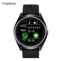 Bluetooth Smart Watch Camera Smartwatch Pedometer Health Sport Wristwatch Men Women SIM Card Smartwatch For Android IOS Phone