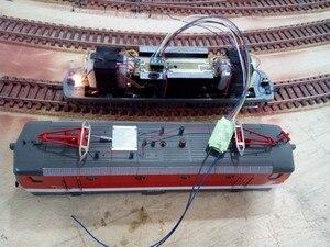 Image 4 - NEM652 DCC LOCO DECODER FÜR HO & N SKALA MODELL ZUG 860021/LaisDcc Marke/PanGu Serie