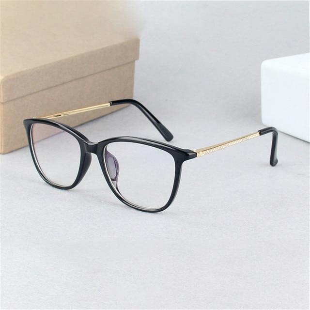 7043f3a642511 VAZÃO Lerdo Leopardo Mulheres Óculos de Computador Anti Radiação de Luz  Azul Feminino Pontos Olho Proteção