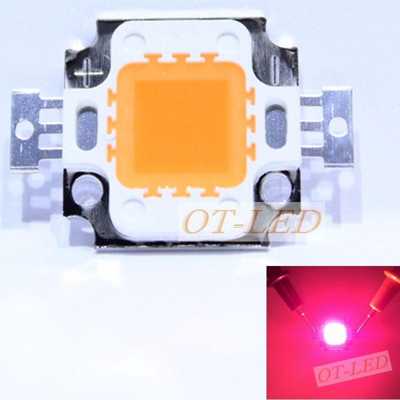 4pcs 10pcs 100pcs 10w Cob Grow Led Chip Full Spectrum 380nm~840nm Full Spectrum Led Grow Light For Plant Grow Fast And Better