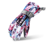 NANDN Men S And Women S Ski Gloves Snowboard Gloves Snowmobile Motorcycle Winter Skiing Riding Climbing
