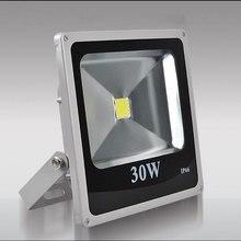 30 Вт СВЕТОДИОДНЫЙ Прожектор IP66 12 В 24 В DC лампа Проектора Прожектор Батареи освещения