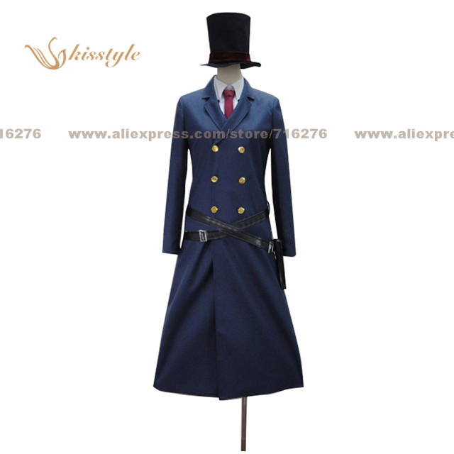 Kisstyle Fashion Karneval Carnival HIRATO Uniform COS Clothing Cosplay  Costume,Customized Accepted