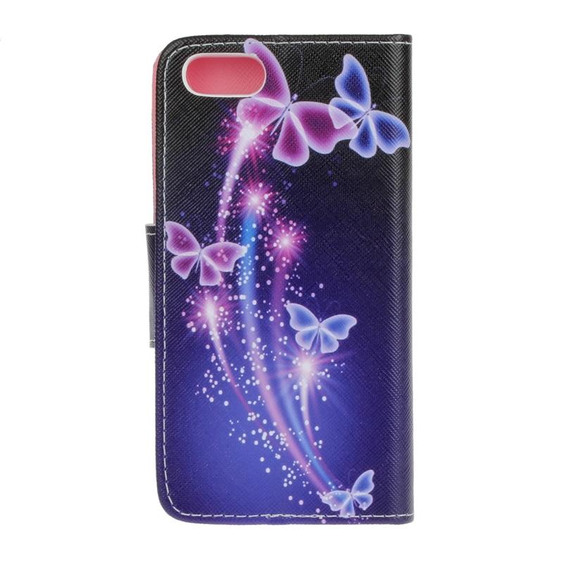 Funda de cuero de lujo para iPhone 7/7 Plus Funda con tapa y - Accesorios y repuestos para celulares - foto 3