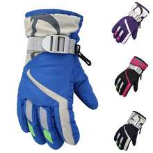 Kids Winter Snow Warm Gloves