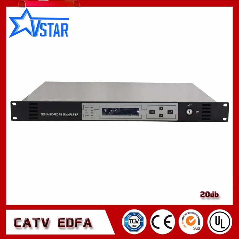 Amplificateur optique 1550nm EDFA 20db