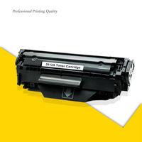 1PC Black Color Compatible Laser Toner Cartridge 2612A 12A Replacement For HP Laserjet 1010 1012 1015