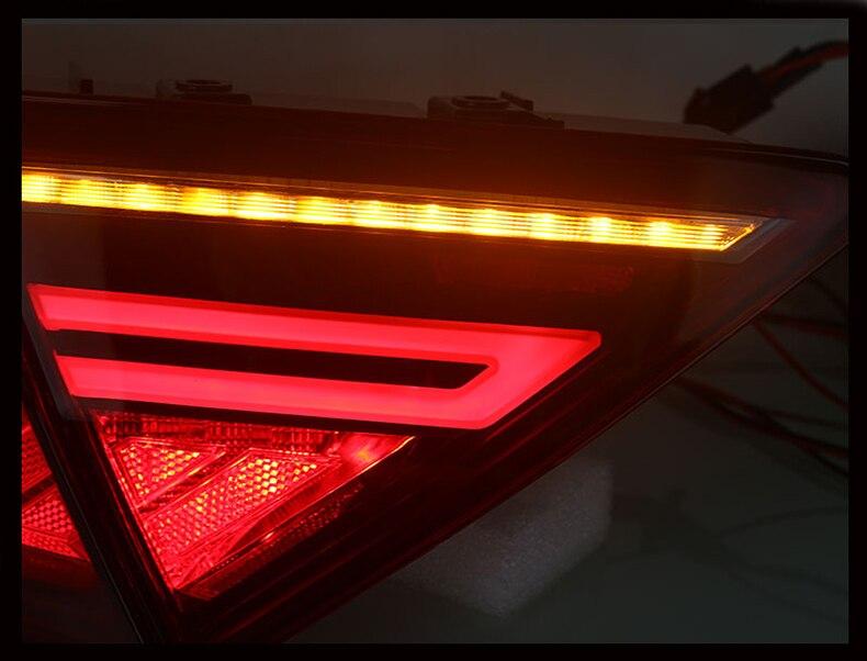 accessoires 2011-2016 clignotant LED 9