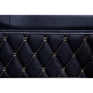 Image 5 - Flash mat leather car floor mats for Bmw X5 E53 E70 2004 2013 2014  2016 2017 2018 Custom auto foot Pads automobile carpet cover