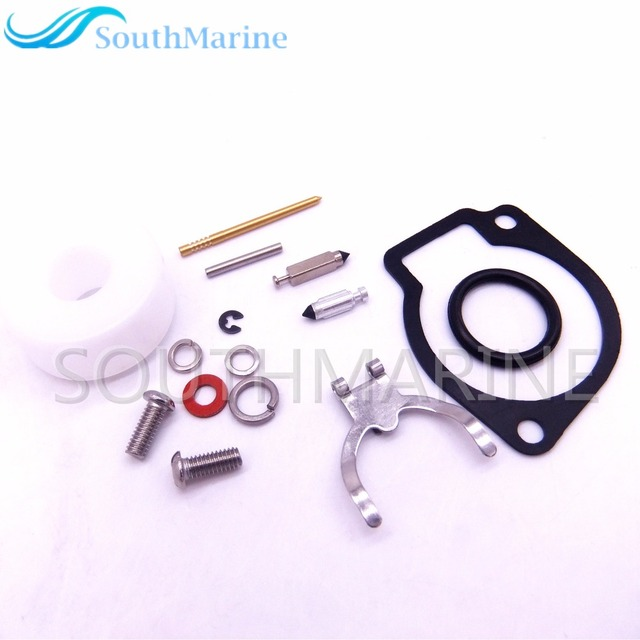 Boat Engine Carburetor Repair Kit For Tohatsu Nissan  5hp Outboard Motor 3f 3f