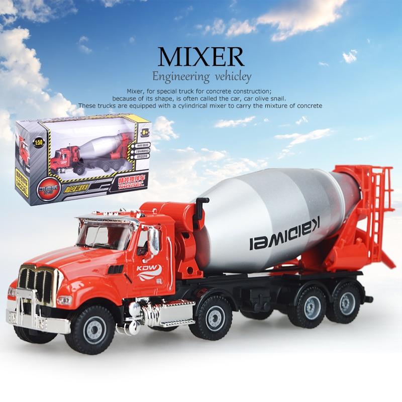 Cement Mixer Unique Construction Vehicle Ornament