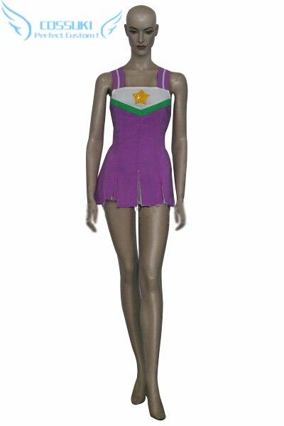 Lucky Star Cheerleading Uniform Costume Cosplay Costume Dress New