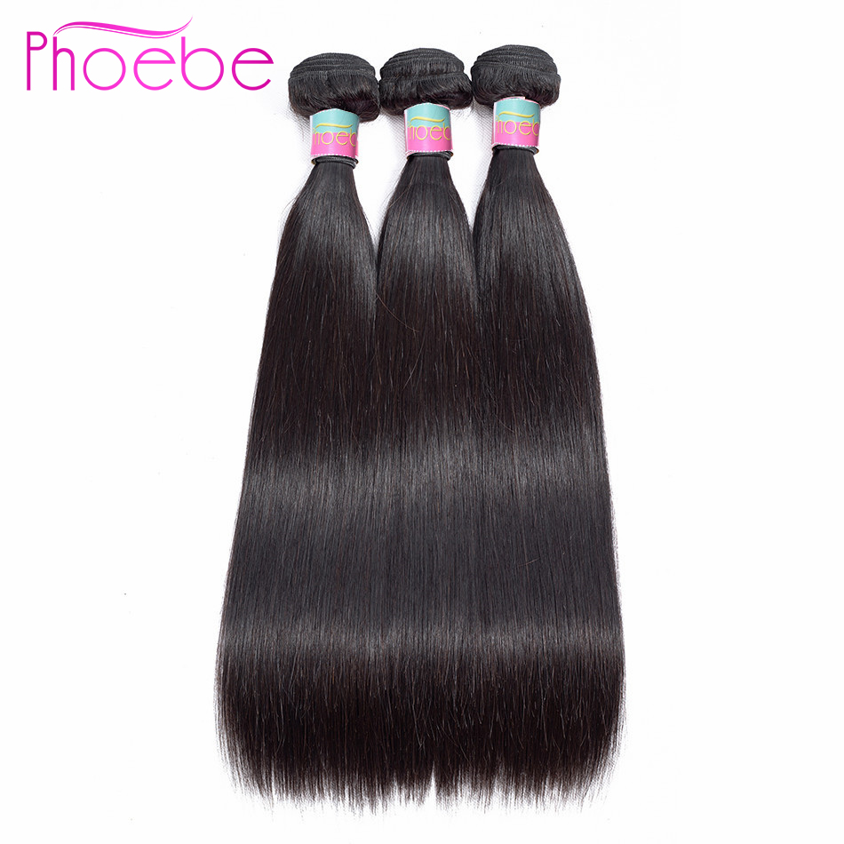 Phoebe Pre colored Malaysian Straight Hair Bundles 100 Human Hair Extensions Non Remy Hair Buy 3
