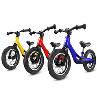 Children's Bicycle Ride Toy Cars Sliding Car Without Pedal
