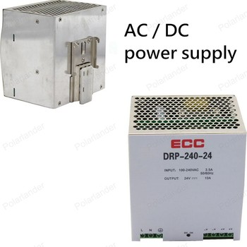 dual output Switching Power Supply rail for LED Strip light lighting Transformer LED Driver AC/DC 24V 10A for led strip