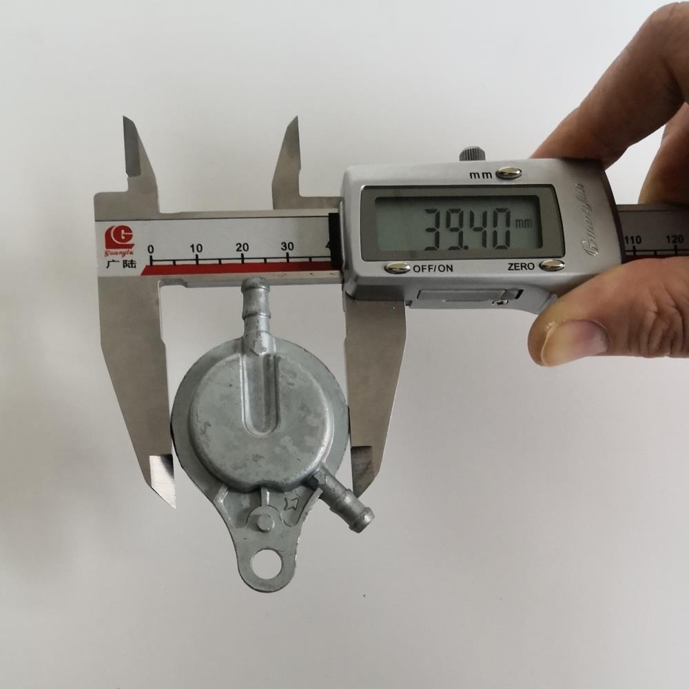 3-полосная встроенный вакуумный топлива насоса / топливный клапан / топливный кран / для китайский ход GY6 50 125 150 куб. см. скутер мопед Taotao доставка квадроцикл Рокета