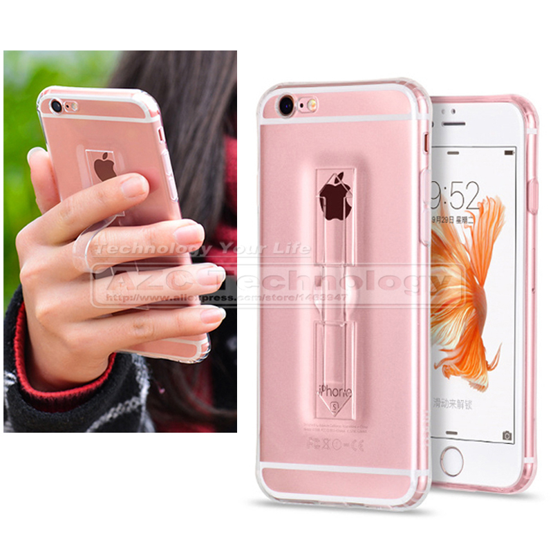 iphone 6 plus case with finger grip