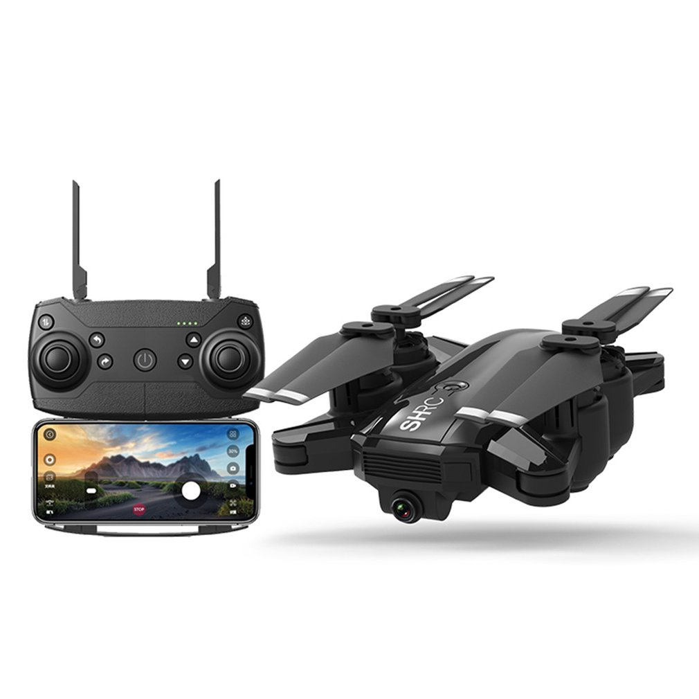 H1W RC Drone Quadcopter 1080P 2.4G Wifi FPV Aircraft Plane Optical Positioning Headless One Key Return Foldable VR Live FlightH1W RC Drone Quadcopter 1080P 2.4G Wifi FPV Aircraft Plane Optical Positioning Headless One Key Return Foldable VR Live Flight