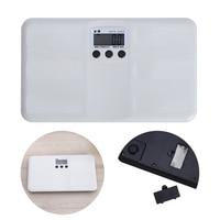 Высокое качество 150 кг/100 г бежевый детские Весы взвешивания кг/lb Высокая точность Портативный ЖК-дисплей цифровой Дисплей 26.5*16*2 см