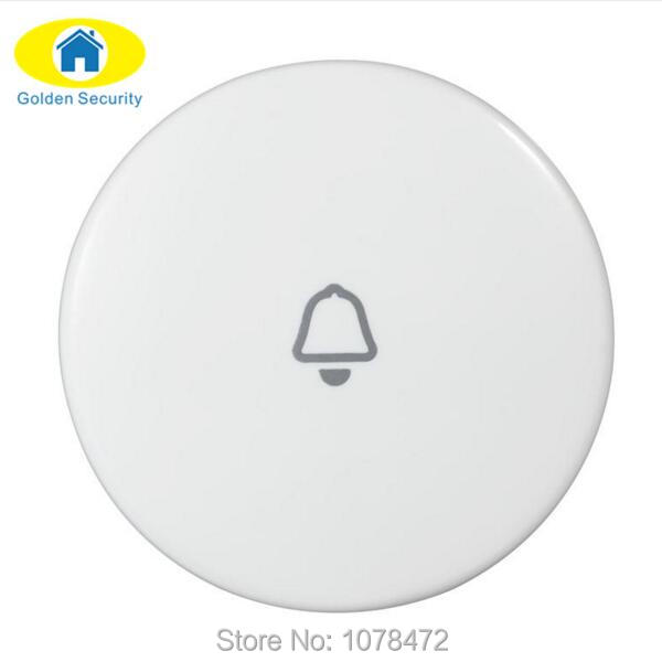 Golden security wireless doorbell sensor for Home security GSM 3G WiFi alarm system G90B,G90B PLUS,G90E home safety system wireless smoke fire detector for wireless for touch keypad panel wifi gsm home security burglar voice alarm system