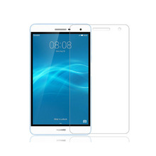 9H Tempered Glass Display Protector Movie for Huawei M2 Lite 7.zero PLE-703L Pill 7″ + Display Clear Instruments