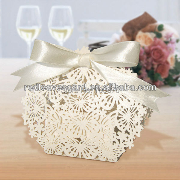 Butterfly Wedding Gift Card Box : Freeshipping Butterfly Laser Cut Favor Box Candy Box for Wedding Gift ...
