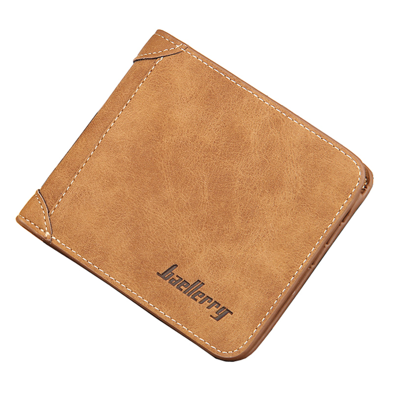 Hot sale New arrival Quality Men's Wallets Pu Leather Casual SIM Photo Credit Card Holder Purse Wallet For Men Free Shipping hot sale board game never have i ever new hot anti human card in stock 550pcs humanites for against sealed ship free shipping