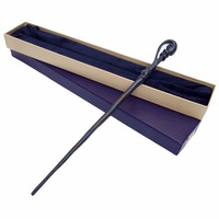 Newest High Quality Harry Potter Metal Core Fleur Delacour Magical Wand With Gift Blue Box Packing