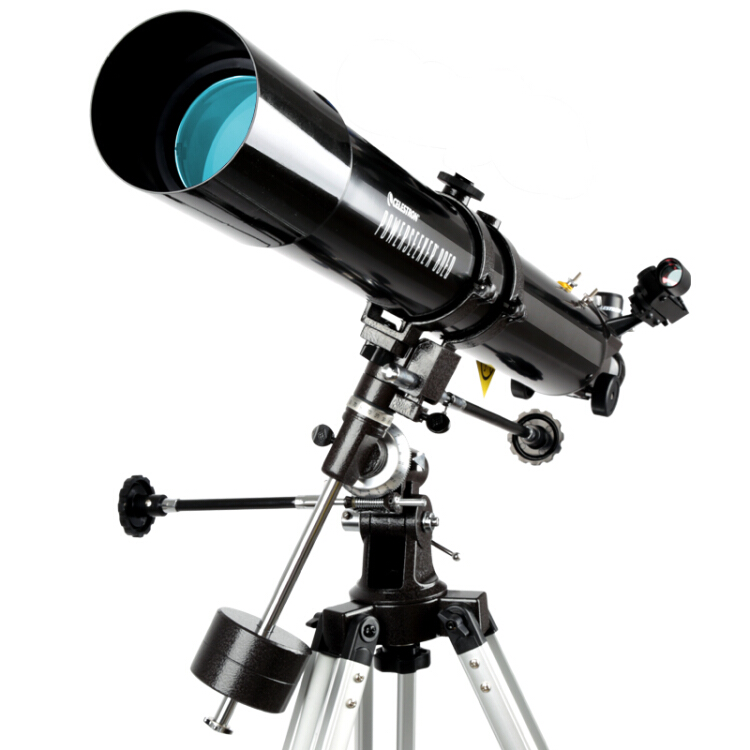 CELESTRON 80EQ Astronomique de Réfraction Télescope
