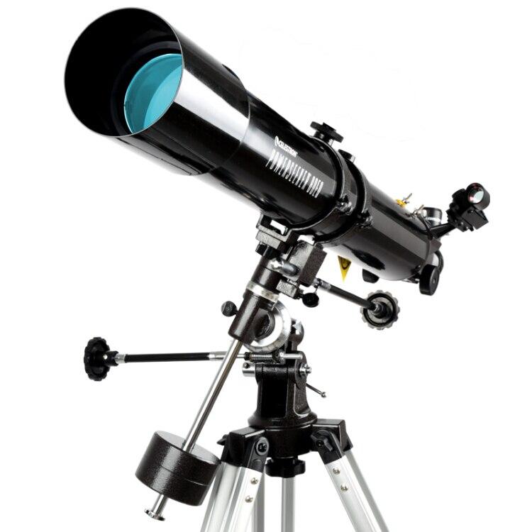 Télescope astronomique réfractif CELESTRON 80EQ