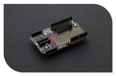 DFRobot Пчелы/xbee Щит V1.3, 3.3 В ~ 5 В с 2 совместим с Arduino xBee слоты поддержка xBee, wi-fi xBee, Bluetooth Би, zigBee
