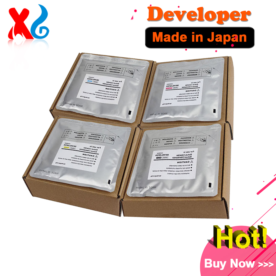 210g OEM DV512 Developer for Konica Minolta Bizhub BH C224 C284 C364 C454 C554 A2XN0KD Iron Powder Photocopy Machine Copier Part developer unit dv512 compatible konica minolta bizhub c224 c284 c364 c454 c554 bk m c y 4pcs lot