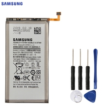 SAMSUNG Original Replacement Battery EB-BG975ABU For Samsung Galaxy S10+ S10 Plus SM-G9750 Authentic Phone Batteries