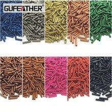 GUFEATHER M131, 0,13 см* 0,6 см, аксессуары для ювелирных изделий, фурнитура, аксессуары, ручная работа, сделай сам, набор пружин, изготовление ювелирных изделий