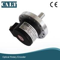 CALT DIY rotary encoder 12mm solid shaft GHS58 12C1000BMK526 1000 impulse encoder replace for VDD 1000