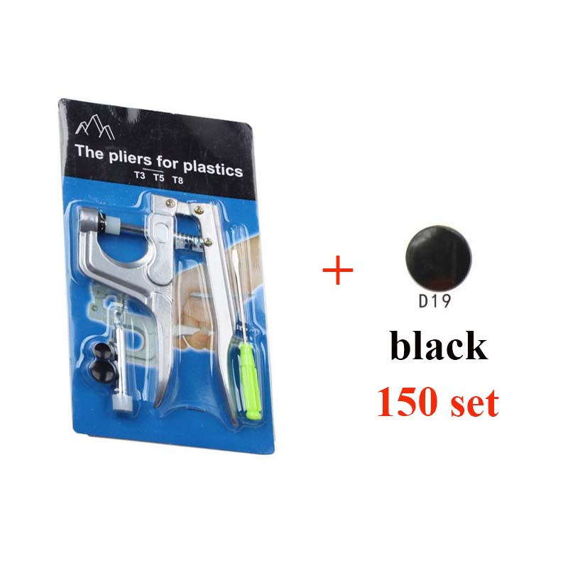 plier and 150 black